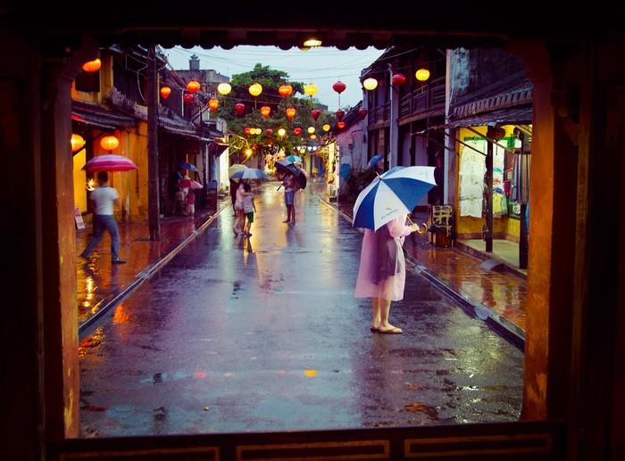 Du lịch mùa mưa bão có an toàn