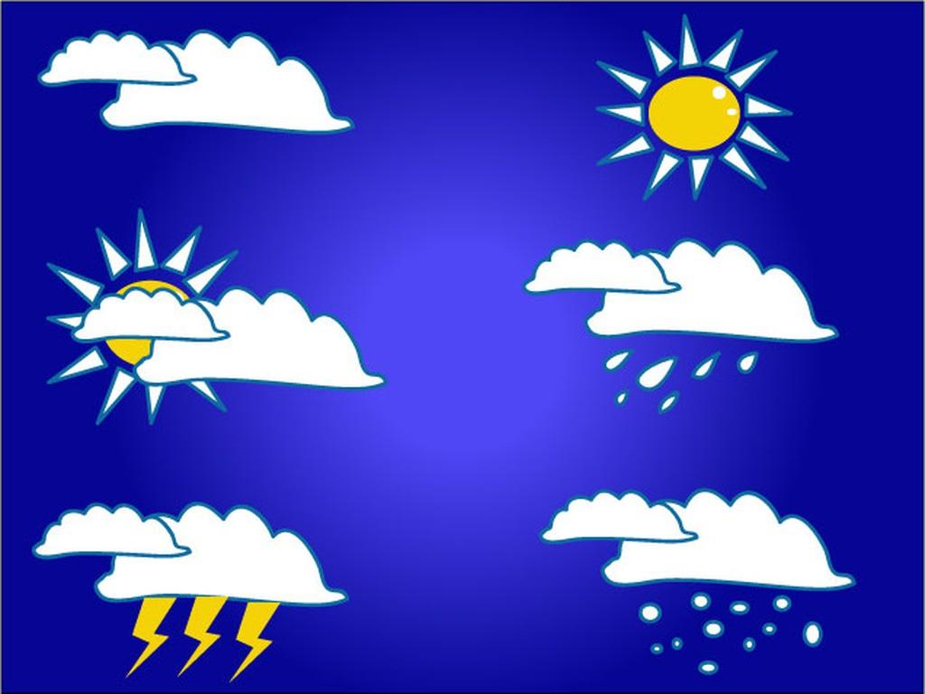Thời tiết nơi bạn sắp đến hẳn là sẽ yếu tố chi phối đến chuyến du lịch rất nhiều