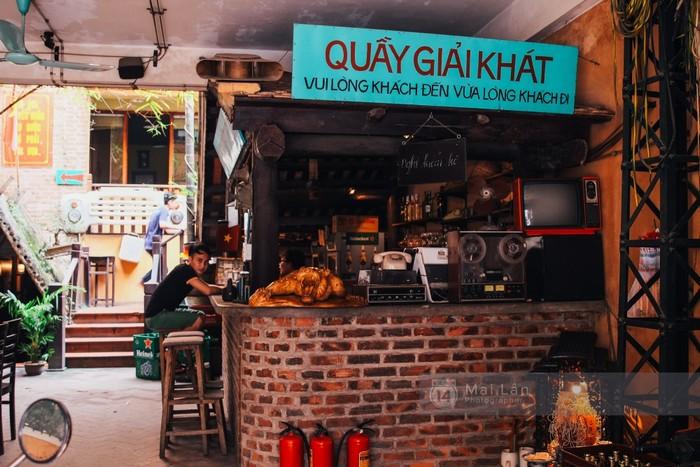 Ăn hoài niệm, ngắm ngày xưa với những quán cơm kiểu bao cấp ở Hà Nội - Ảnh 7.