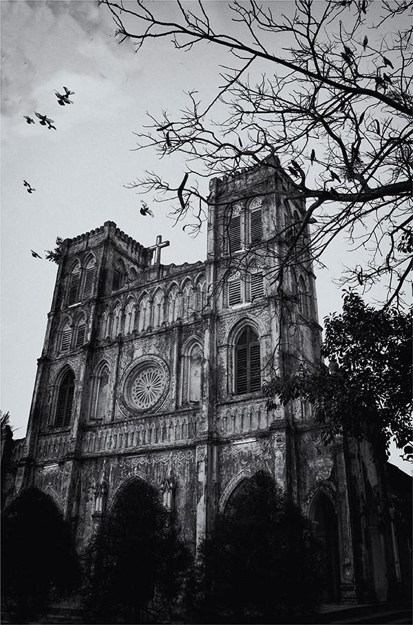 Nhà thờ cổ Mằng Lăng