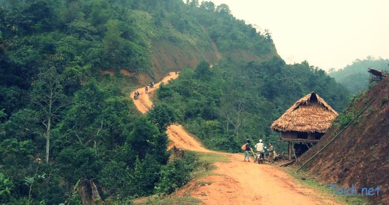 Đường đến Pù Luông