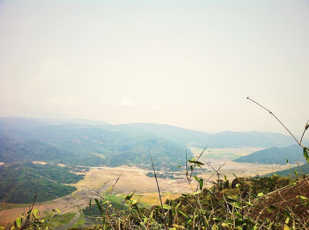 Phú Yên nhìn từ đỉnh