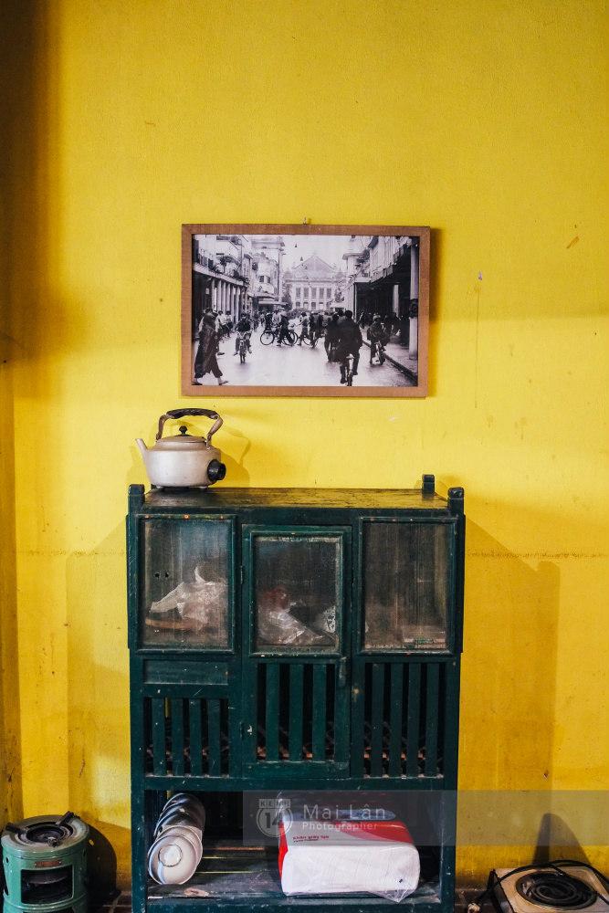 Ăn hoài niệm, ngắm ngày xưa với những quán cơm kiểu bao cấp ở Hà Nội - Ảnh 12.
