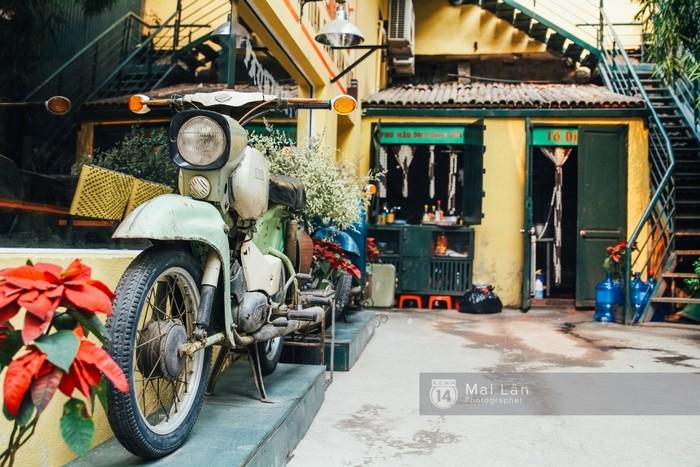 Ăn hoài niệm, ngắm ngày xưa với những quán cơm kiểu bao cấp ở Hà Nội - Ảnh 16.