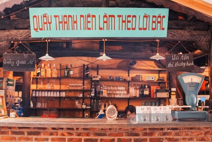 Ăn hoài niệm, ngắm ngày xưa với những quán cơm kiểu bao cấp ở Hà Nội - Ảnh 8.