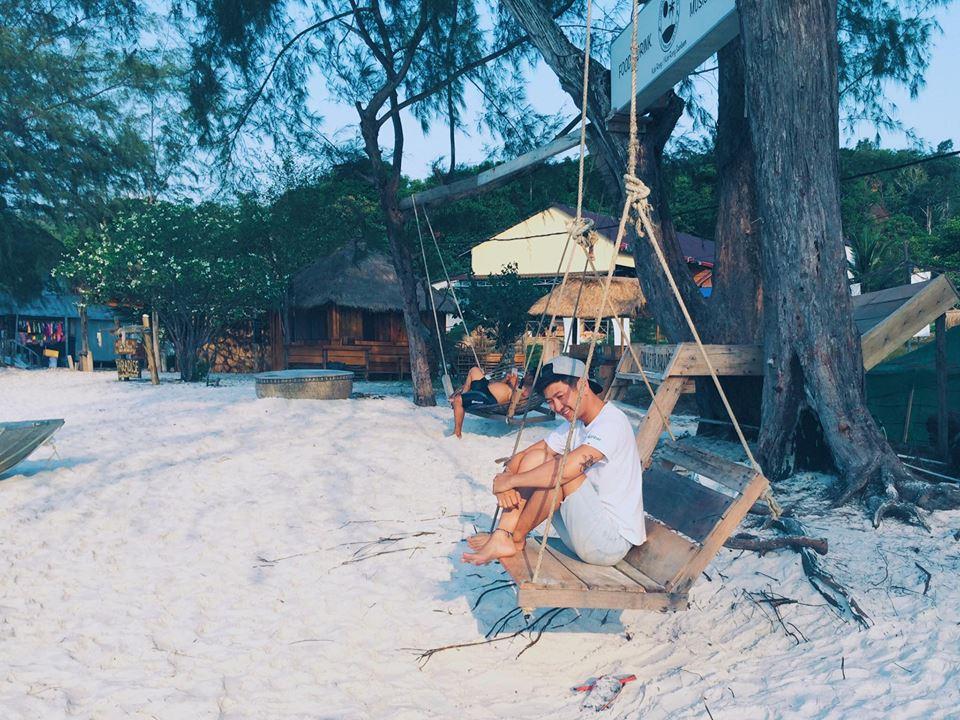 Bộ 3 bãi biển thiên đường ở Campuchia: Rẻ, gần và đẹp lung linh - Ảnh 1.