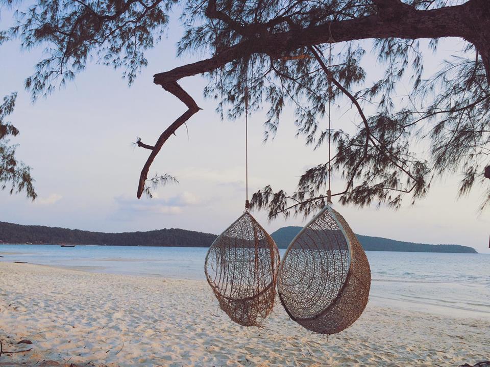 Bộ 3 bãi biển thiên đường ở Campuchia: Rẻ, gần và đẹp lung linh - Ảnh 8.