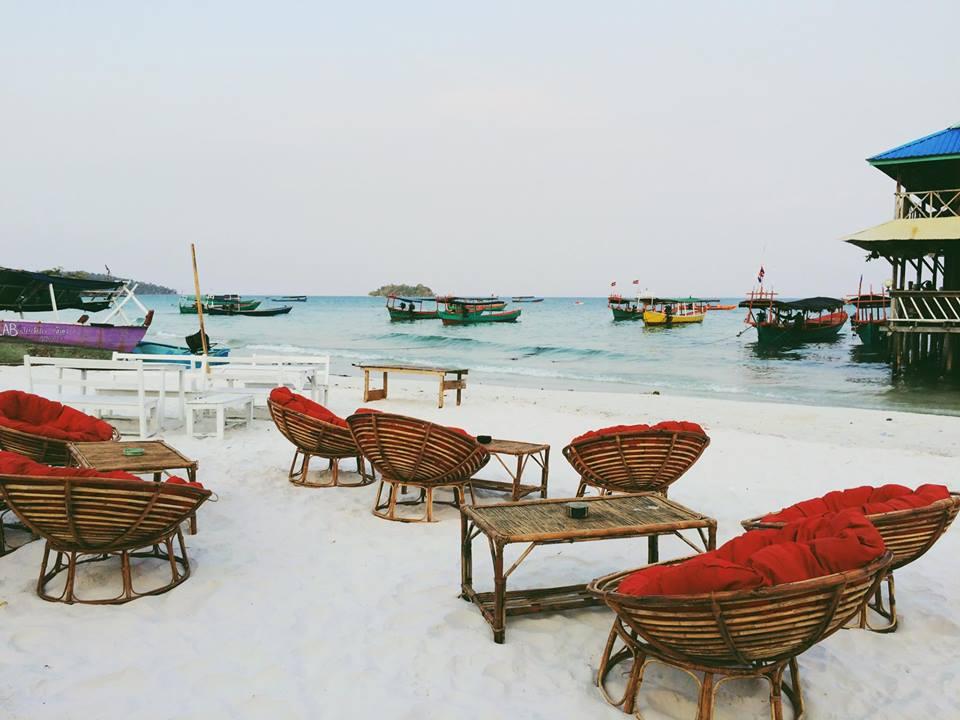 Bộ 3 bãi biển thiên đường ở Campuchia: Rẻ, gần và đẹp lung linh - Ảnh 16.