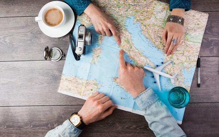 Hãy cùng nhau lên kế hoạch cho chuyến đi của mình