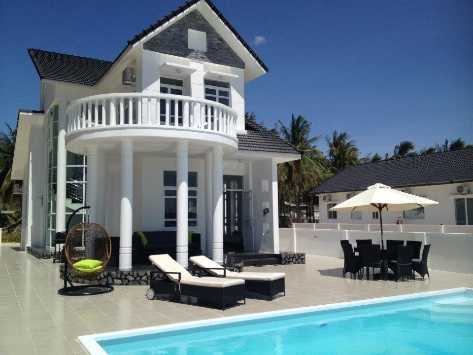 Villa Relax sang trọng bên bờ biển