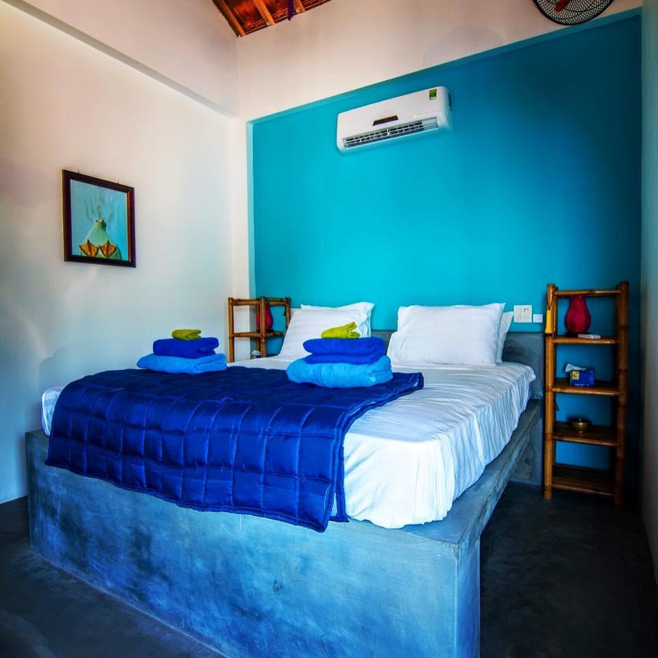 Phòng nghỉ đẹp, thiết kế tinh tế