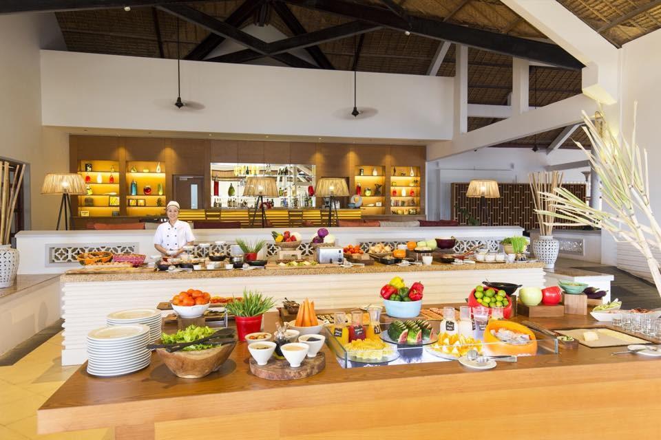 Senses restaurant sang trọng và hấp dẫn với nhiều món ăn hảo hạng