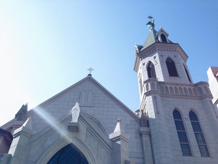 Một trong những nhà thờ Công giáo cổ nhất Nhật Bản