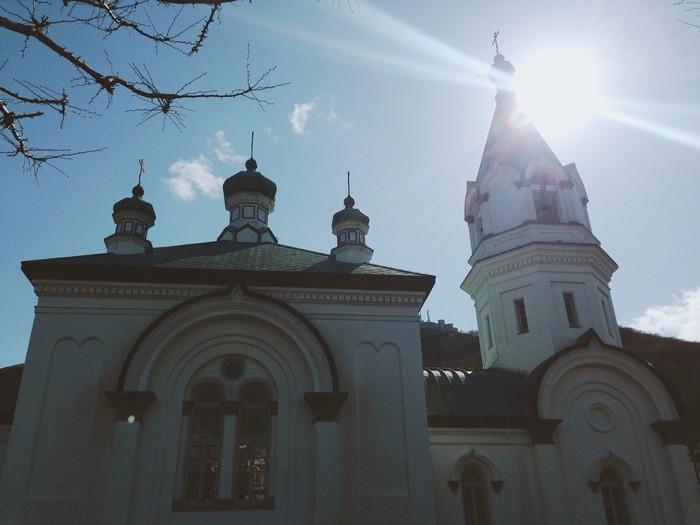 Nhà thờ Hakodate Orthodox với tiếng chuông ngân nổi tiếng