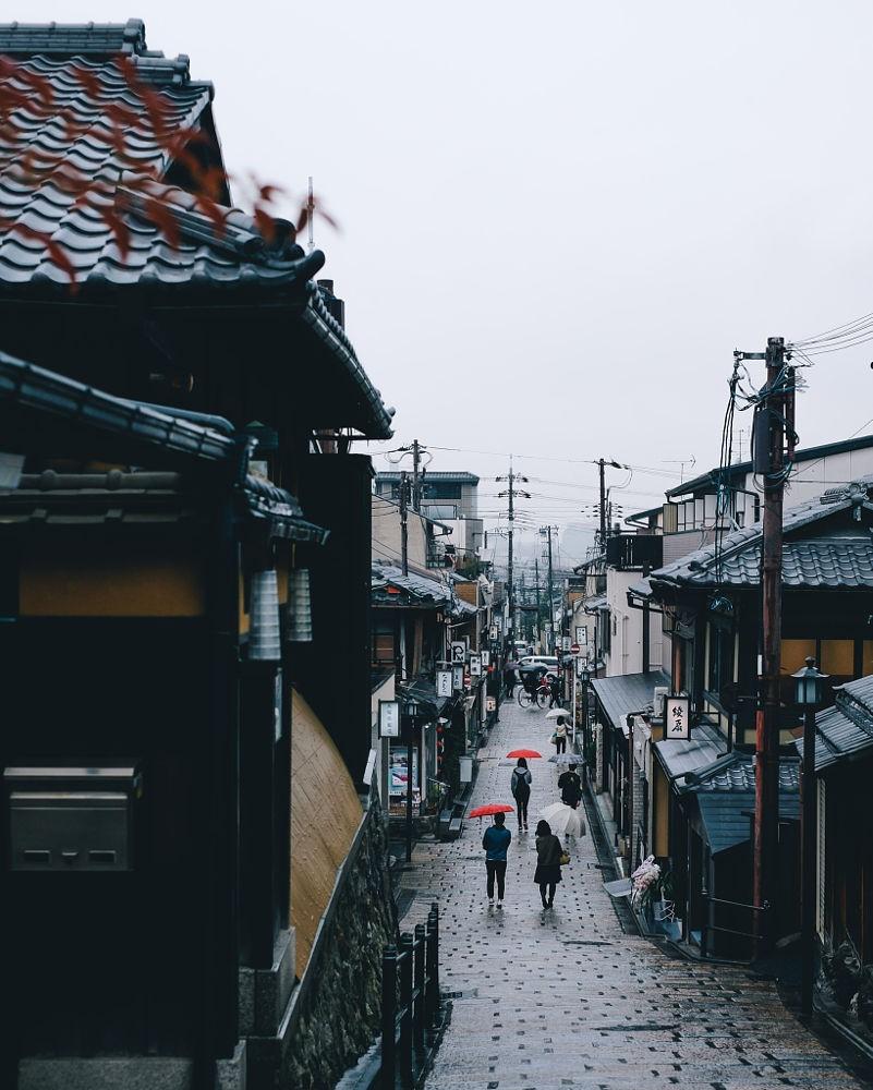 Người Kyoto sống trầm ổn và duy trì phong tục, văn hóa rất tốt