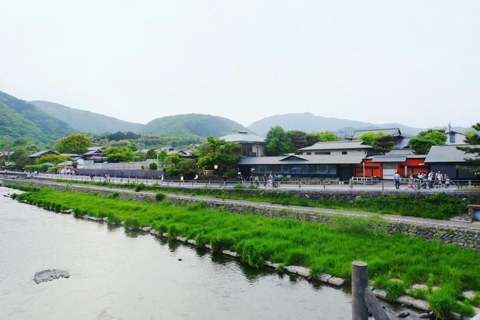 Kyoto mang vẻ đẹp của những dấu tích về một thời hoàng kim