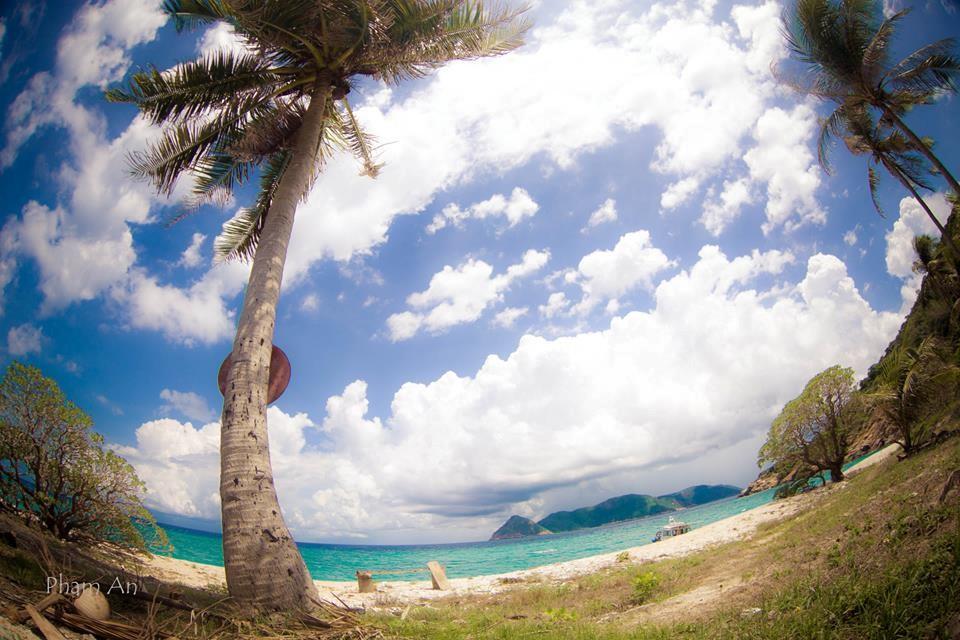 Đảo Hòn Cau hoang sơ - nơi trú ẩn tuyệt vời cho những ngày hè nắng nóng