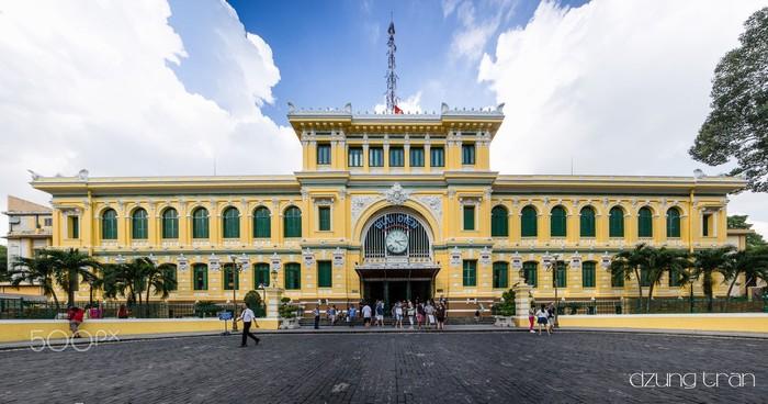 Kiến trúc độc đáo giữa lòng Sài thành trải qua gần 130 năm