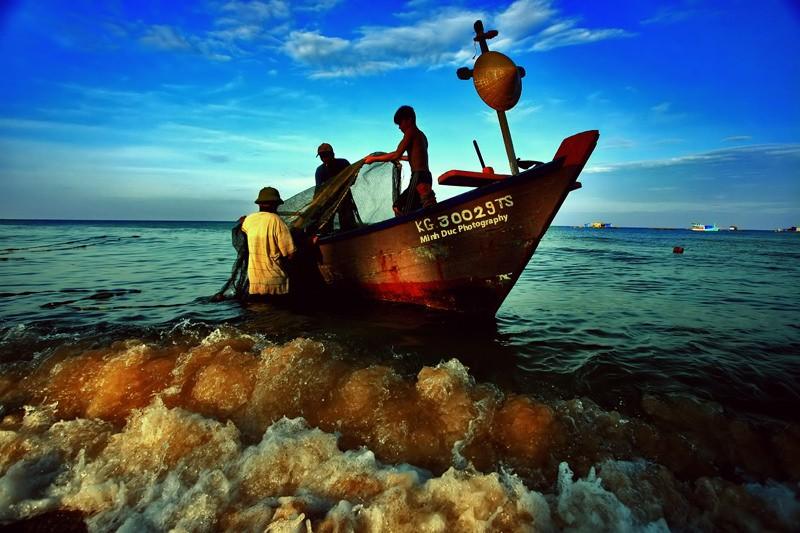 Cuộc sống ngư dân