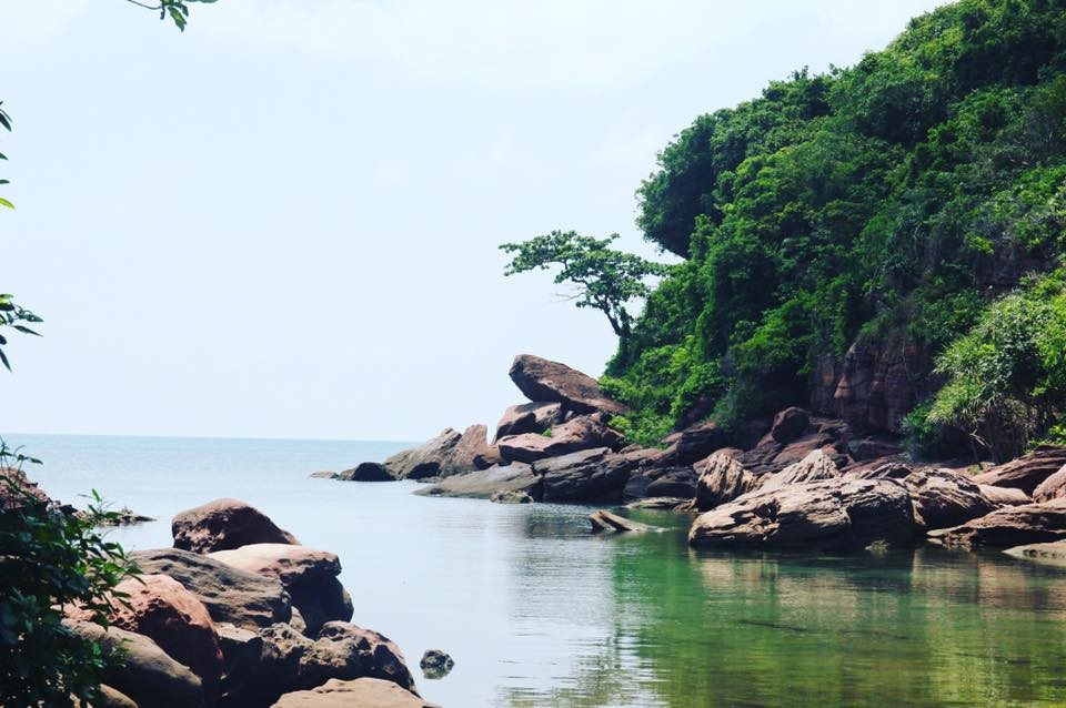 Vẻ đẹp Phú Quốc xanh tươi