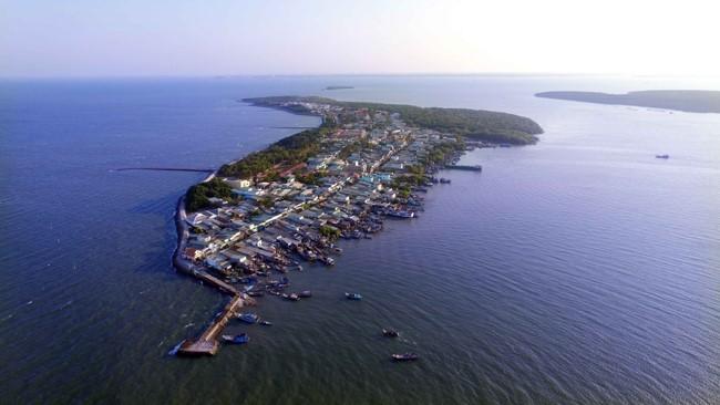 Thạnh An - ốc đảo xanh của Sài Gòn