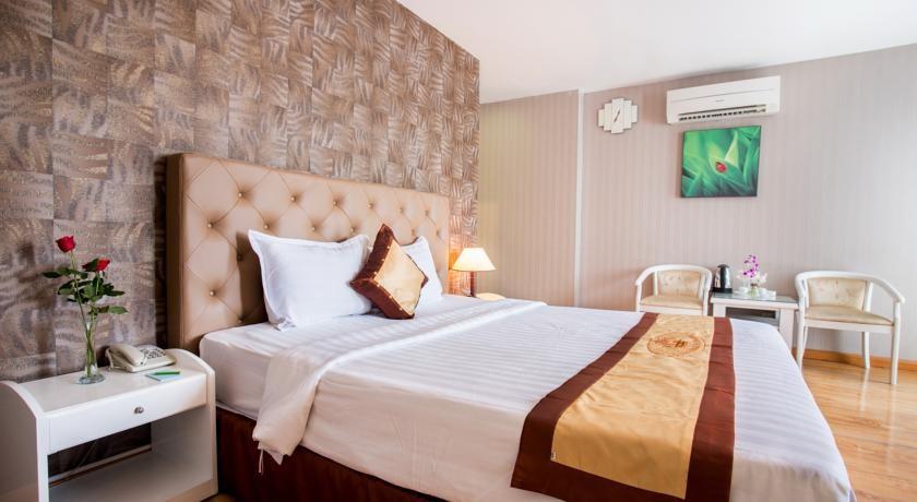 Khách sạn Saigon Night khá tốt và chất lượng chỉ với tiêu chuẩn 2 sao