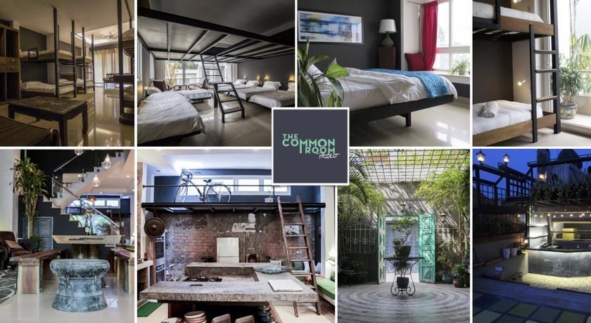 The Common Room Project - hostel tuyệt đẹp của Sài Gòn hoa lệ