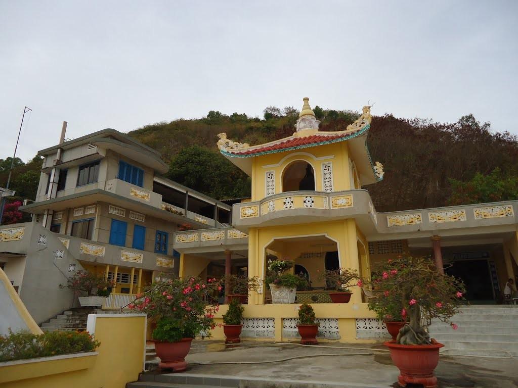 Chiêm ngưỡng kiến trúc hiện đại và độc đáo trong ngôi chùa đẹp nhất Vũng Tàu