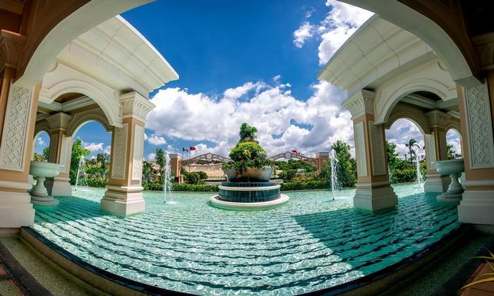 Lạc lối vào các resort đẹp như mơ
