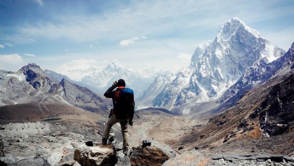 Đoạn này mình đang leo lên đèo Cholapass, vẫn chưa biết là mình lạc đâu.