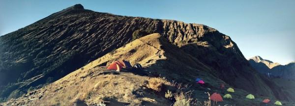 Khu vực cắm trại qua đêm
