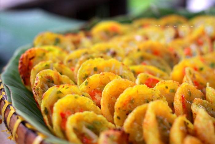Bánh khọt với hương vị miền Tây hấp dẫn