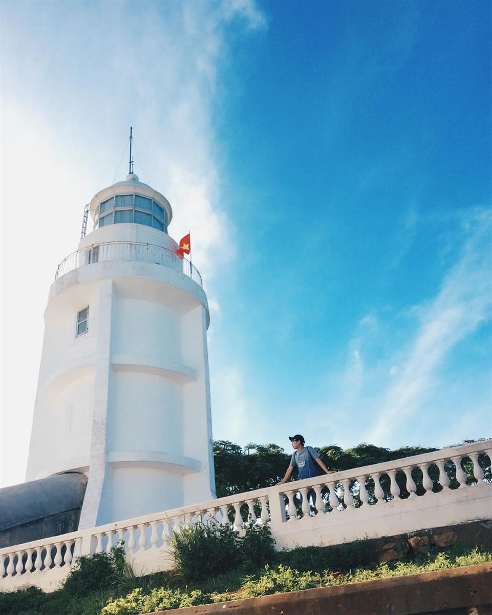 Hải đăng không thể bỏ lỡ khi muốn ngắm Vũng Tàu từ cao