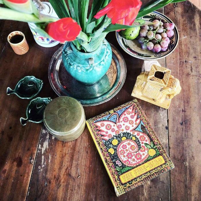 Thưởng thức tách trà thơm và nhâm nhi hoa quả ngọt cùng ngôi nhà thứ 2 nhé
