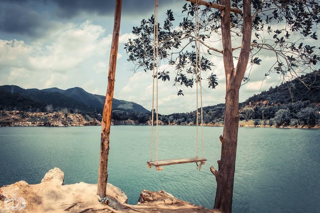 Hồ Đá Xanh – một không gian đầy lãng mạn