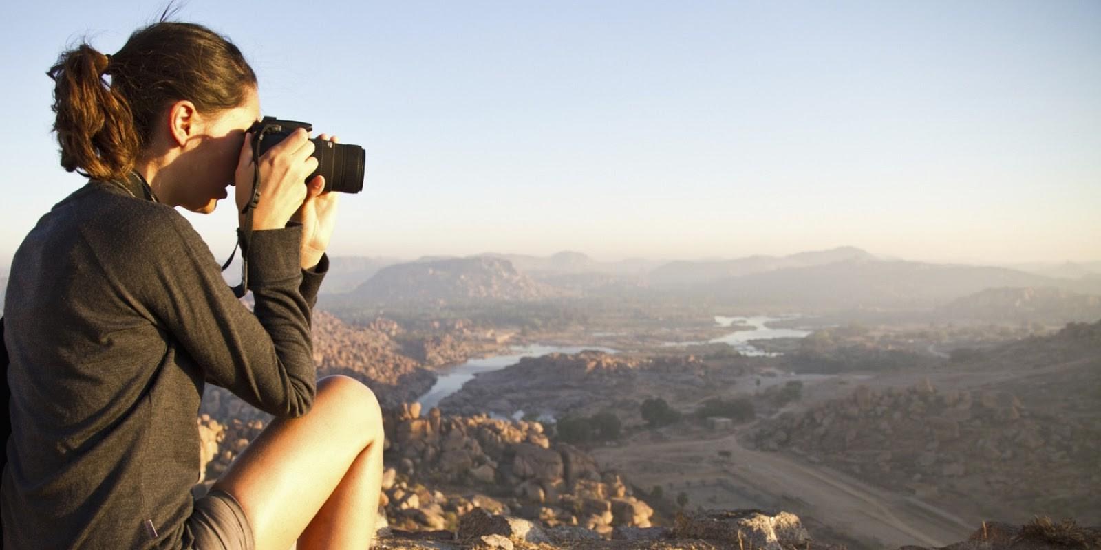 """Làm sao để có bộ ảnh siêu """"chất"""" ngay cả khi du lịch một mình"""