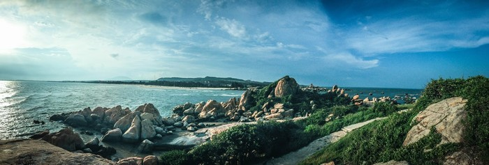 Chức năng chụp ảnh panorama cho ra những bức ảnh phong cảnh ấn tượng