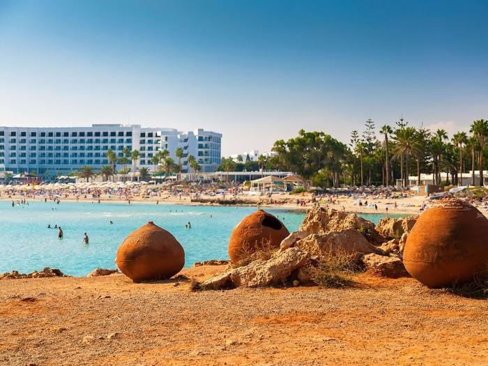 Bãi biển Nissi