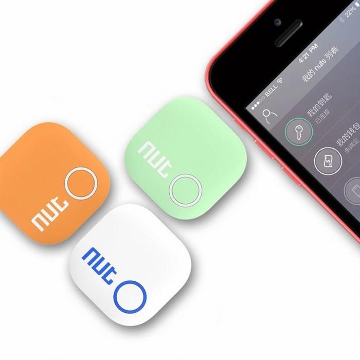 Một số loại móc khóa có chức năng định vị GPS hoặc bluetooth
