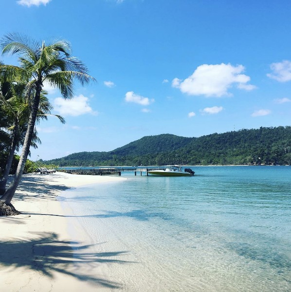 Ốc đảo đẹp như thiên đường ở ngay sát Việt Nam mà bạn chưa hề biết tới - Ảnh 2.