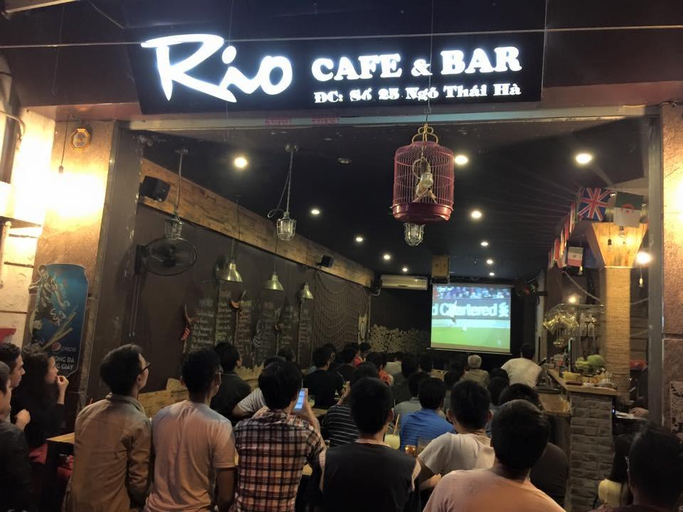 5 quán cà phê lý tưởng để theo dõi những trận cầu Euro