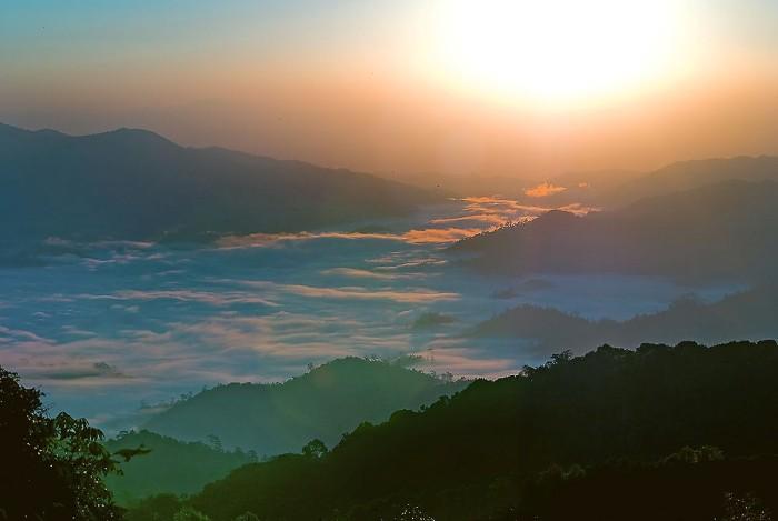 Săn mây ở Pai