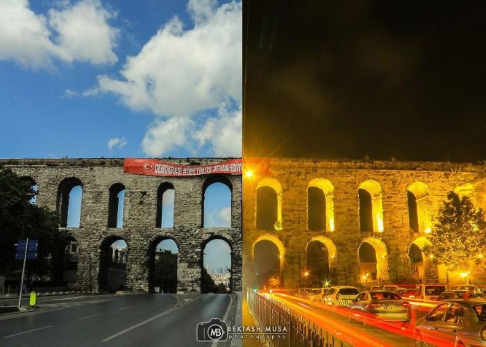 Cầu dẫn nước Valens là hệ thống dẫn nước kiểu La Mã, được xây dựng để cung cấp nước cho thành phố cổConstantinopolis, hay Istanbul ngày nay.