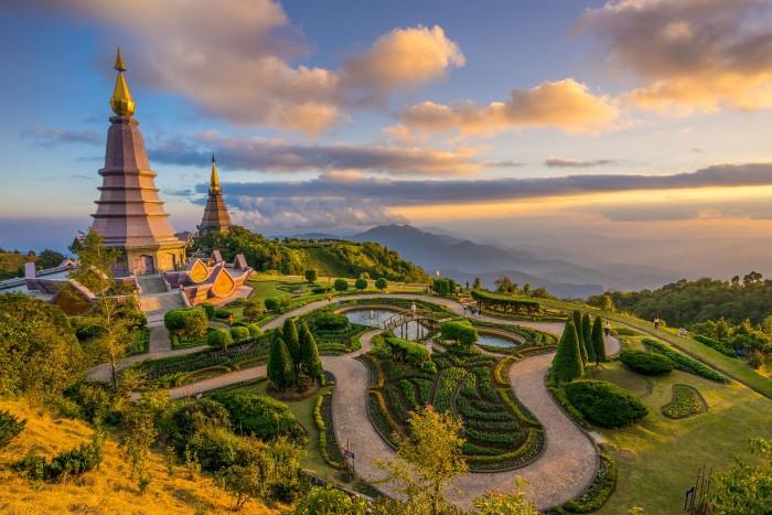 Đóa hồng phương Bắc Thái Lan