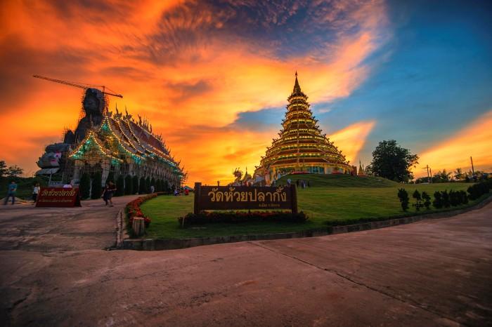 Linh thiêng vùng đất thánh Chiang Rai