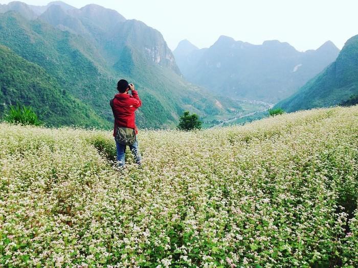 Bạn sẽ phải mê mệt khi đứng giữa Hà Giang tháng 10