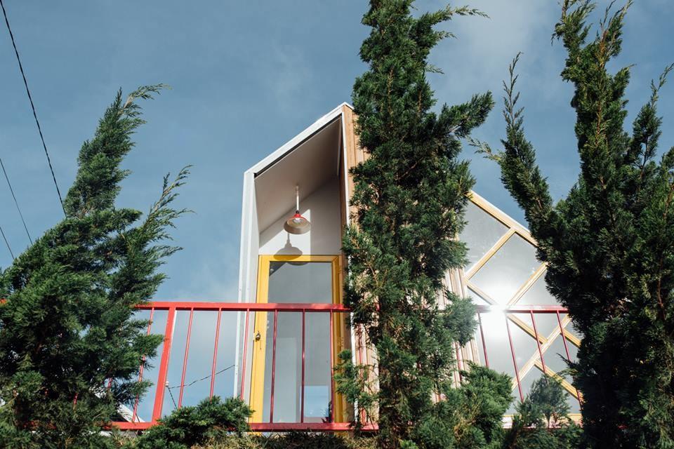 Legume có những phòng riêng tư và cả không gian sinh hoạt chung