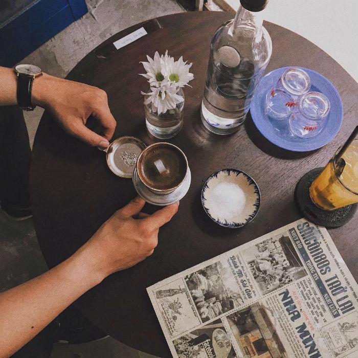 Cà phê sáng