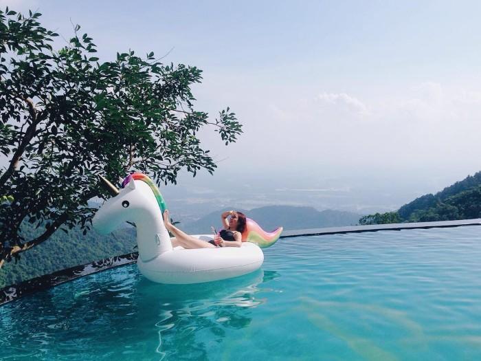 Ta lại về Tam Đảo để hòa mình trọn vẹn với đất trời - Ảnh: Jessicaho08