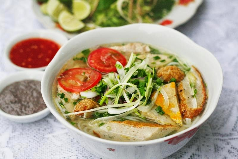 Ẩm thực Nha Trang phong phú đa dạng